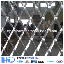 decorative aluminum expanded metal mesh panels For fence(ISO 9001)