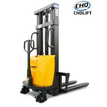 1 T Semi Electric Stacker