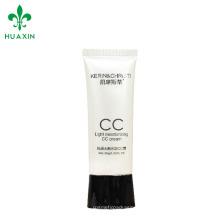 Cosmétique Usage et sérigraphie cc crème Cosmétique Type tube en plastique