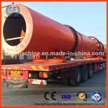 Powder or Granule Fertilizer Rotary Dryer