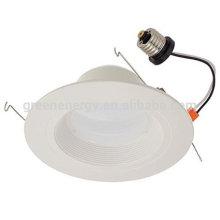 ETL energy star approved 9W 14w 18w 4 inch 5 - 6 inch retrofit recessed led down light