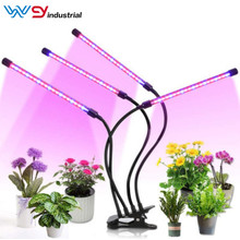 Gooseneck ajustável 3/9 / 12H Timer Smart Grow Light