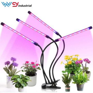 Cuello de cisne ajustable 3/9 / 12H Temporizador Smart Grow Light