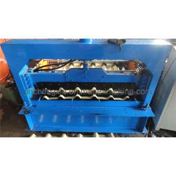 Máquina perfiladora de láminas de metal