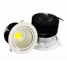 Nuevo 30W COB LED Downlight 60degree Dia160 * H120mm 2900lm