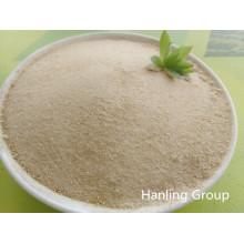 Aminoácido 45-50% Fertilizante Origem da planta com cloro