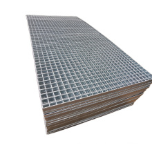 Galvanized steel grating prices for  Liza Destiny project