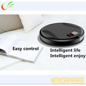 Aspirador Robot Inteligente Robot con Toque LED