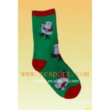 Calcetines de la manera de la Navidad