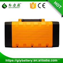 A bateria de lítio de GLE 26Ah 12v 500w levanta o preço de grosso levanta a bateria