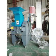 Triturador de reciclaje inmediato para productos defectuosos