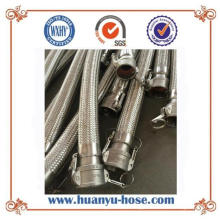 Quick Connector Fitting Stainless Steel Flexible Metal Hose