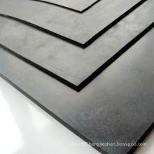 China Cheap Vulcanized Black SBR Rubber Sheet