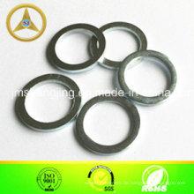 Stahl-Scheibe nicht standardmäßigen flache Unterlegscheibe 17 X 24 X 2