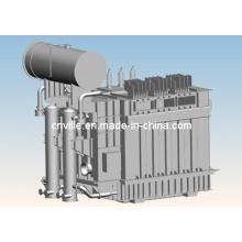 Ferroalloy Furnace Transformer/ Eaf Transformer Steel Plant Power Distribution
