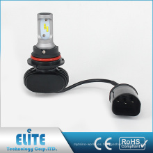 Fanless auto repuestos luz del coche S1 12 v 24 v 4000lm 9004 led linterna del coche luz