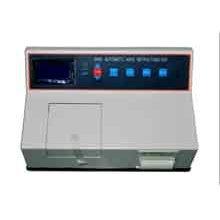 Réfractomètre Abbe automatique de haute qualité 2we