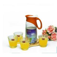 High Quality Glass Jug Set Kitchenware Kb-Jh06177