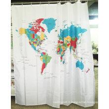 Bonne conception de nouveaux rideaux de douche