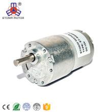 24V 600 rpm ET- SGM37 Gear motor para la máquina expendedora