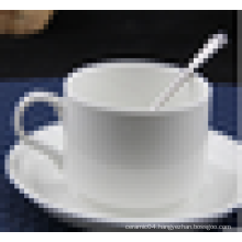 hot sale houseware ceramic coffee cup and saucer set