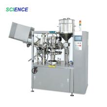 Máquina de llenado de tubos de alta eficiencia para bálsamo labial