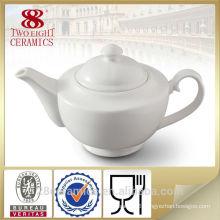 Wholesale german tea sets, white ceramic teapot