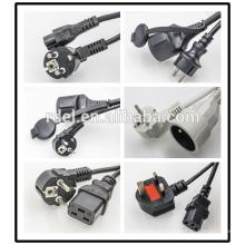 EU Power Cables/VDE PLUG