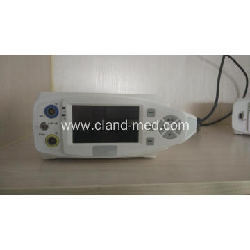 Hot sell Children and Neonatal Baby Handel Portable Pulse Meter With Nibp Medical Hospital Operation Vital Sign Monitor