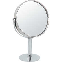 Desktop 17CM Metall Chrom-Make-up-Spiegel