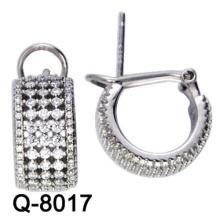 Nuevos pendientes de la joyería de la moda del diseño Huggies con precio competitivo de la fábrica