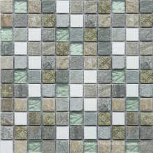 Mosaic Pattern Natural Marble Stone Mosaic for Bathroom
