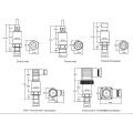 Universal-Druckmessumformer FST800-211 4-20mA