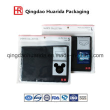 Wholesale Durable Packaging Plastics Garment Bag with Customer Design