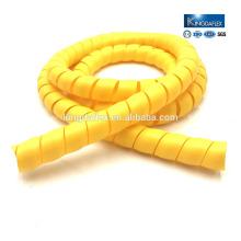 Abrasive Resistant Large Diameter Plastic Spiral Hose Sleeves/PP Guard