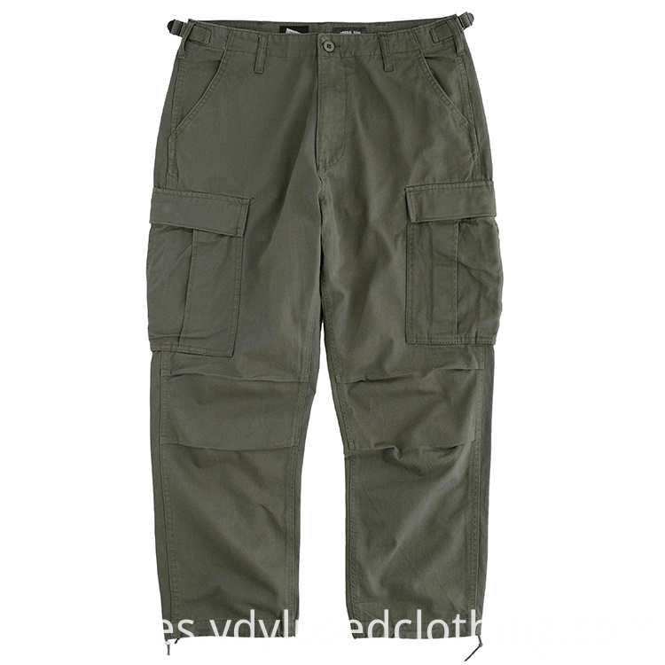 Multi Pocket Trousers