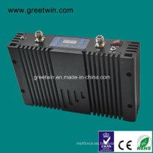 20dBm Repetidor móvil de la exhibición de Digital de GSM / WCDMA (GW-20GW)