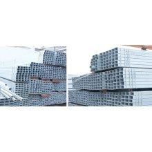 Tubo quadrado em aço quadrado / tubos rectangulares