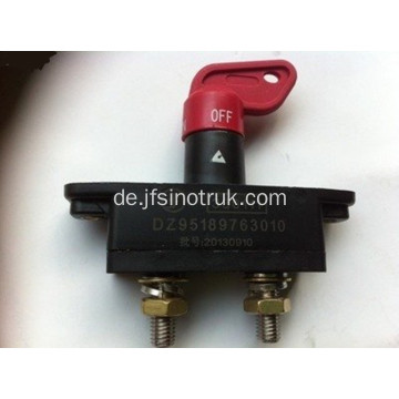 81.25506.6033 DZ95189763010 Shacman Truck Battery Switch