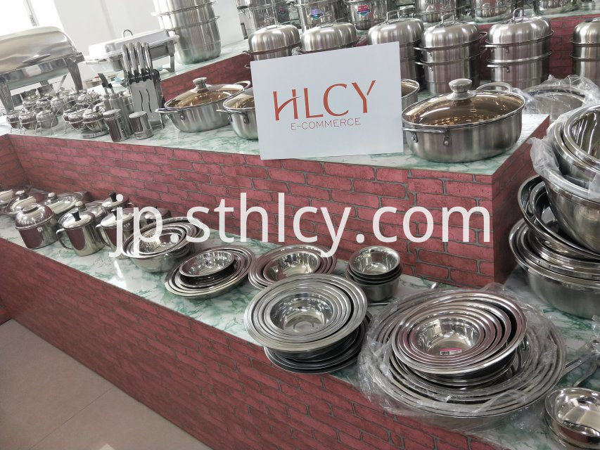 Stainless Steel Products Wholesale