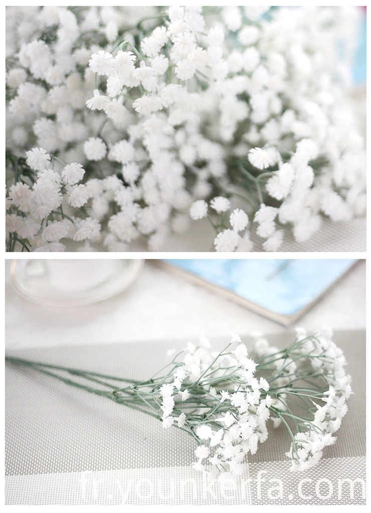 Artificial Flowers Babysbreath Jpg