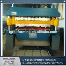 ISO9001 Тип 840/900 двухслойная рулонообрабатывающая машина для России