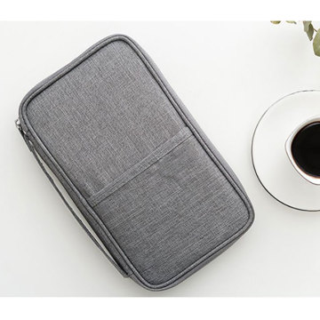 Vattentät Design Travel Passport Holder Case Cover