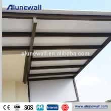 5mm building construction ceiling panels aluminum composite panel ACP sheet