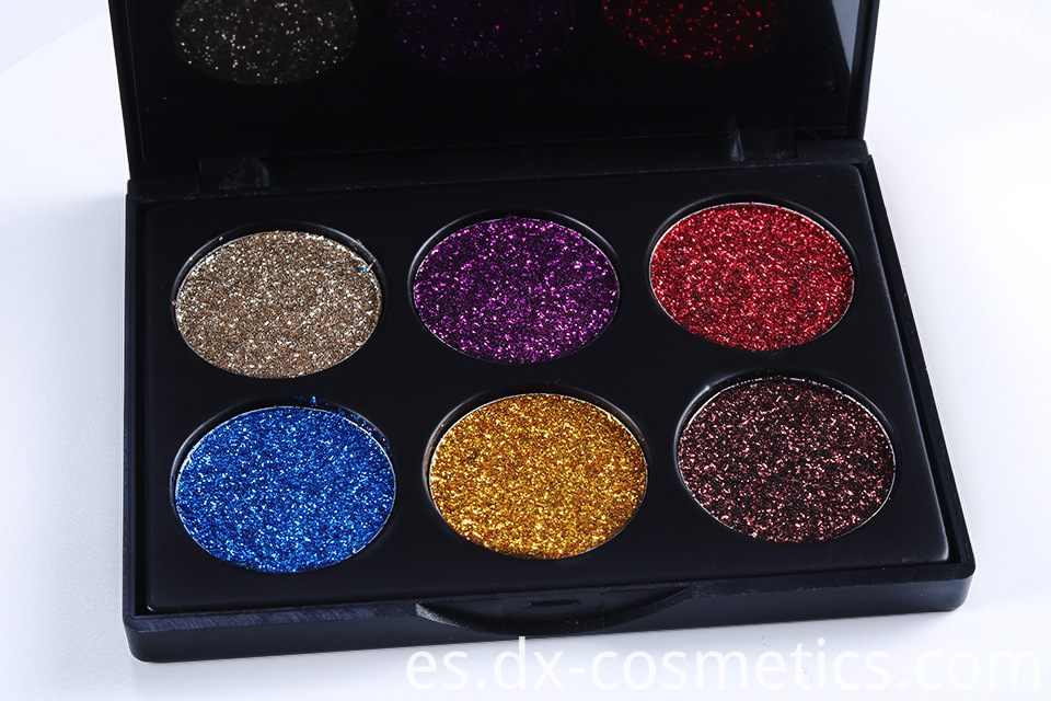 6 Colors beauty Gligger Eye Shadow 10