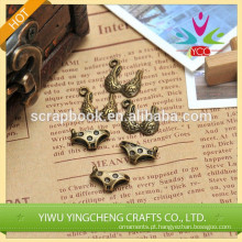 recados de adesivo metal pingente decoração do metal ferro