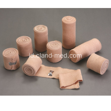 Medical Disposable High Elastis 85% Polyester Net Perban
