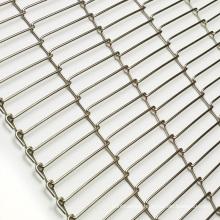 metal stainless steel chain link spiral conveyor wire belt price for materials handing equipment