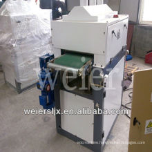 embossing sanding brushing machine for wpc