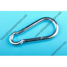 Stainless Steel Snap Hook DIN5299c Metal Snap Hook